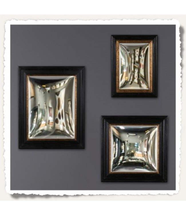 Ateliers CSD Set of 3 Dickens Mirrors