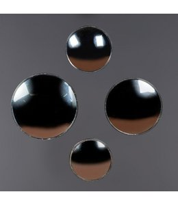Ateliers CSD Set of 4 small Giovanni Mirrors