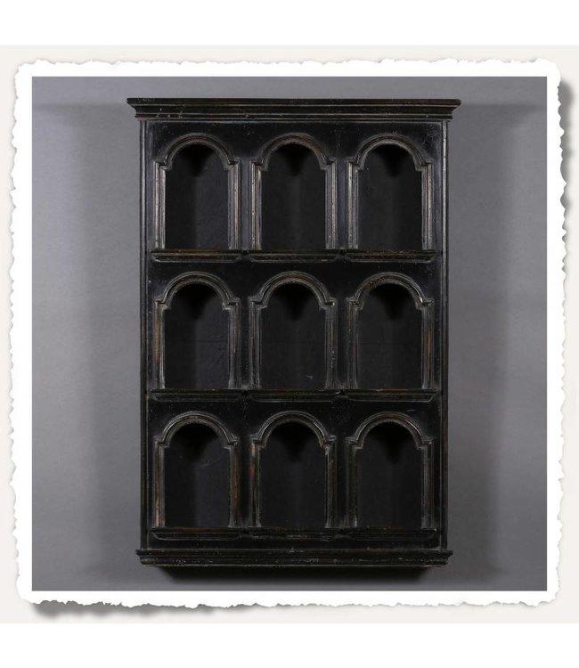 Ateliers CSD Curiosities Cabinet Black
