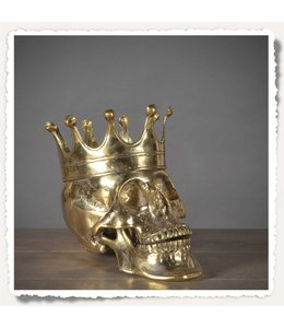 Ateliers CSD Gold King Skull