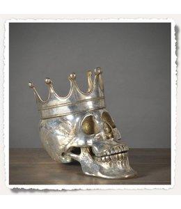 Ateliers CSD Silver King Skull