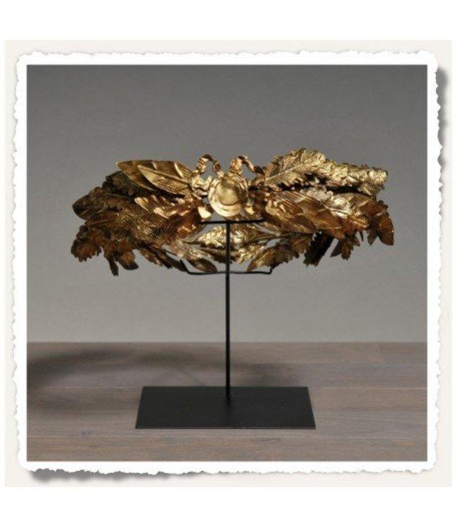 Ateliers CSD Decorative Golden Caesar Crown
