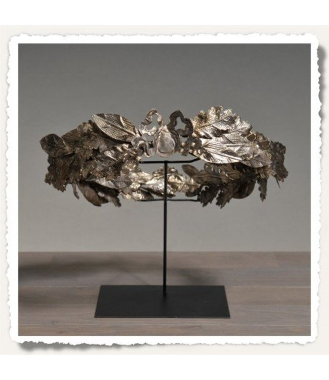 Ateliers CSD Decorative Silver Caesar Crown