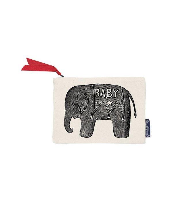 Baby Elephant Purse