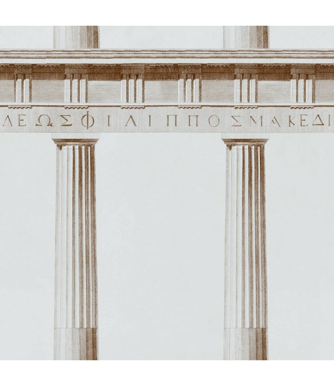 MIND THE GAP Athena Wallpaper