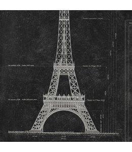 MIND THE GAP Grand Eiffel Anthracite