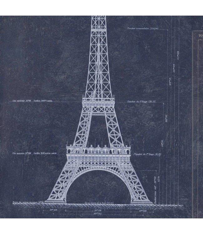 MIND THE GAP Grand Eiffel Blue
