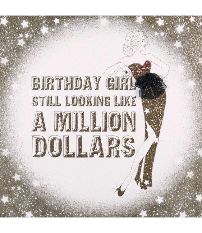 Gold Million Dollars
