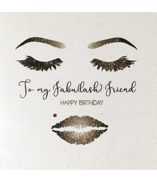 Fabulous Friend Lips