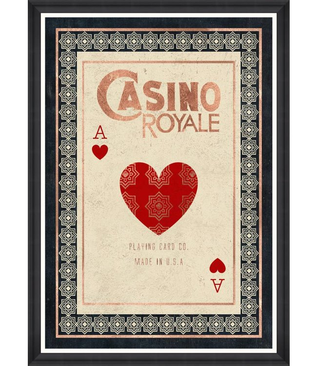 MIND THE GAP Casino Royale