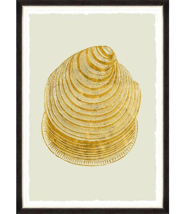 MIND THE GAP Golden Seashell 1