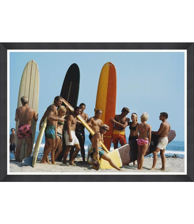 MIND THE GAP Surfers