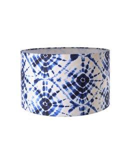 MIND THE GAP Shibori Swirls Table Lamp Shade 35cm