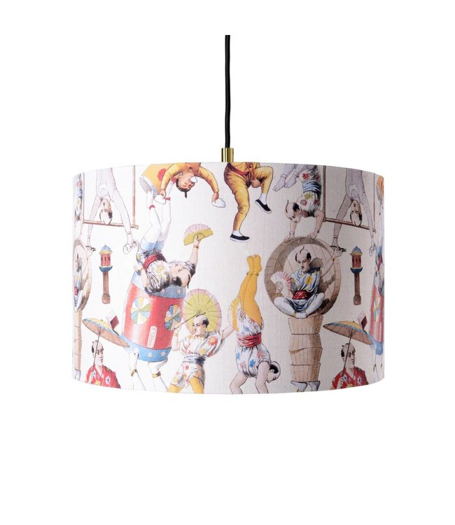 Mind the gap asian circus pendant lamp 35cm httpwww mind the gap asian circus pendant lamp 35cm aloadofball Image collections