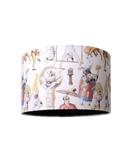 MIND THE GAP Asian Circus Pendant Lamp Shade 35cm