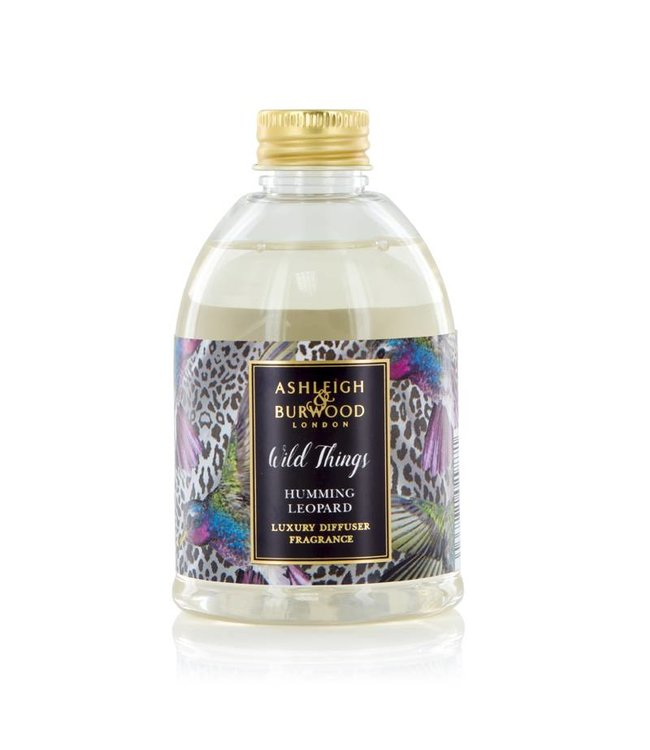 Ashleigh & Burwood Wild Things Humming Leopard Refill