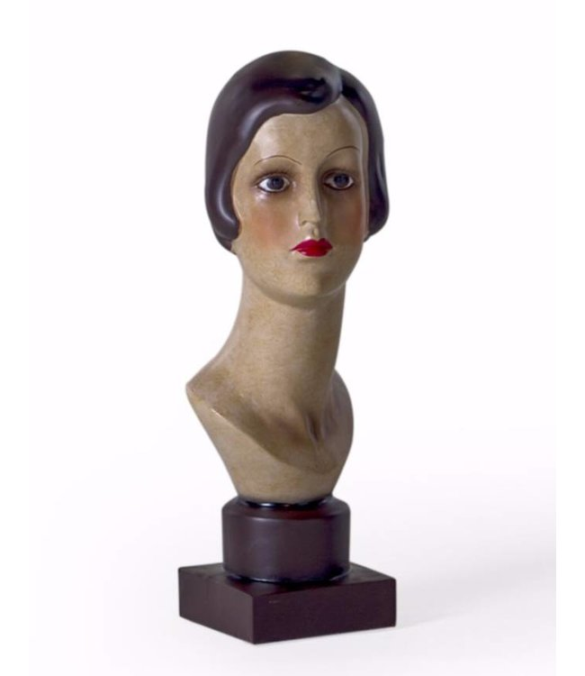 McGowan & Rutherford Female Head on Stand