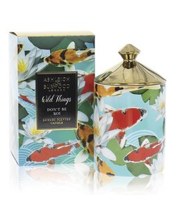 Ashleigh & Burwood Wild Things Don't be koi Candle