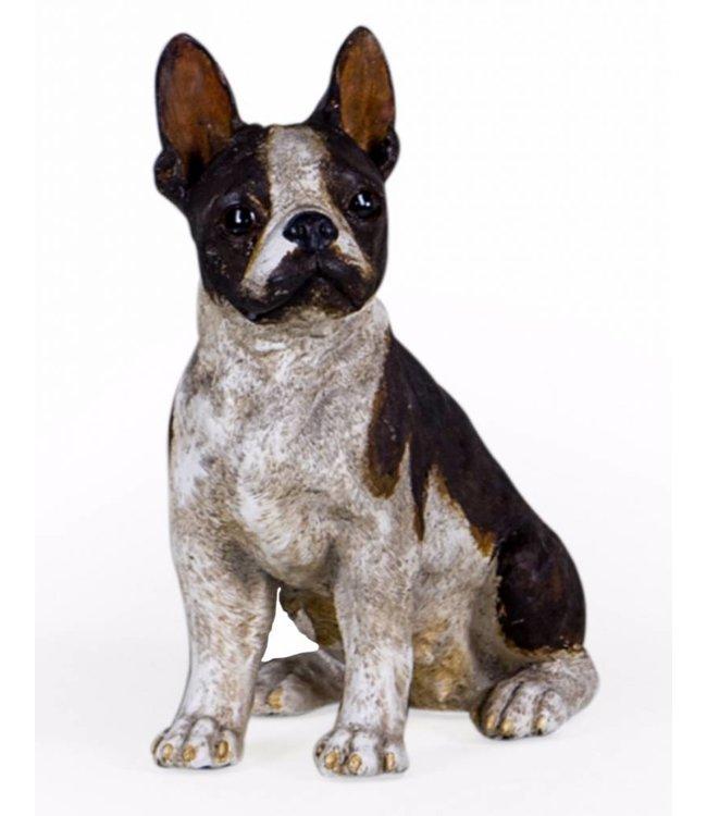 McGowan & Rutherford Royal french bulldog figure