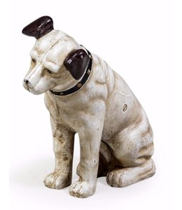 McGowan & Rutherford Cast Iron Terrier Dog