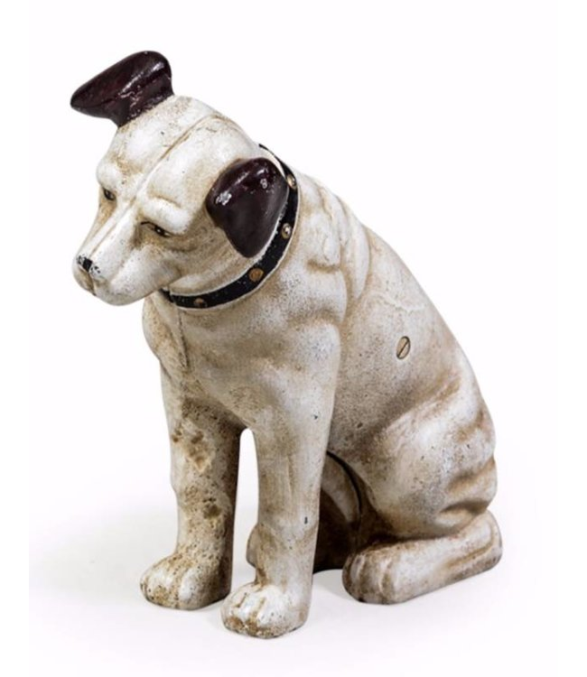 McGowan & Rutherford Cast Iron Terrier Dog