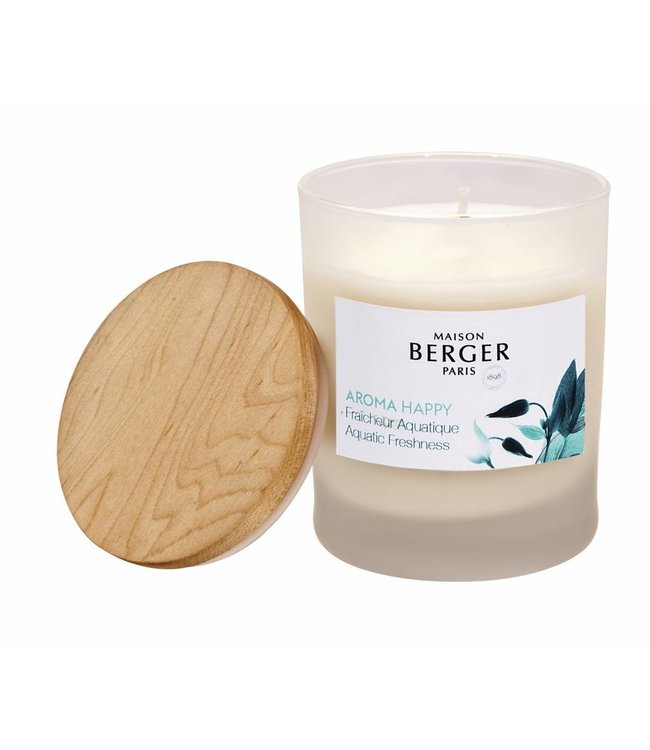 Aroma Happy Candle