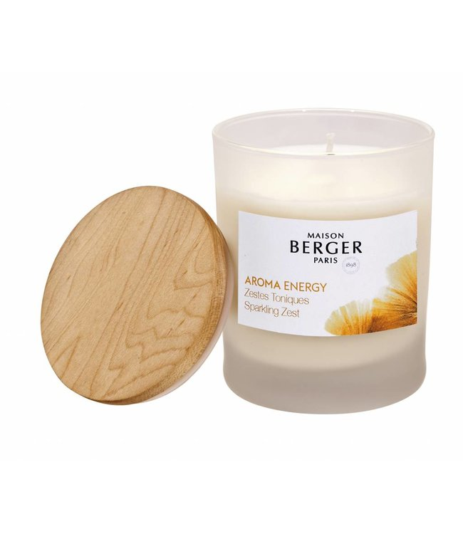 Aroma Energy Candle