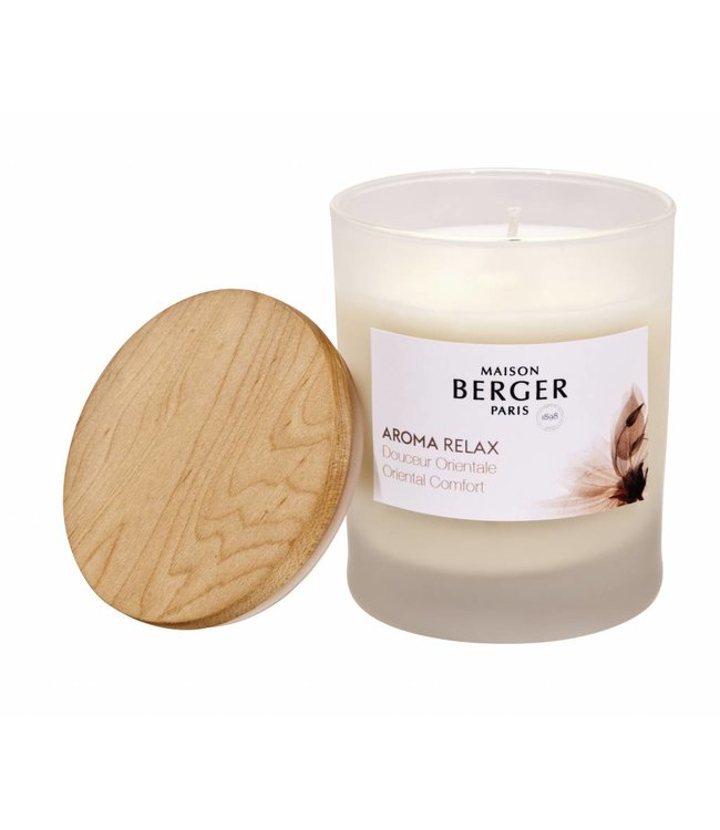 Aroma Relax Candle