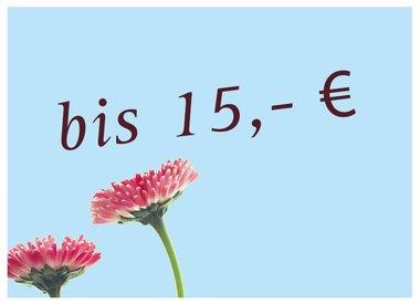 0,00€ - 15,00€