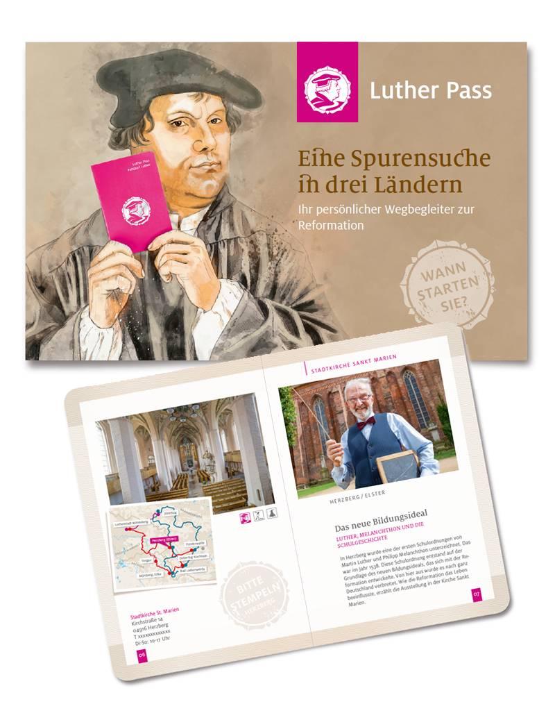 "Luther Pass Blumenstrauß ""Luther Pass"""