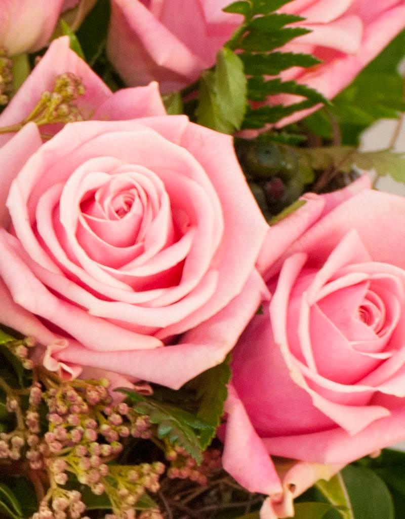 """Rosenstrauß """"Rosa"""""""