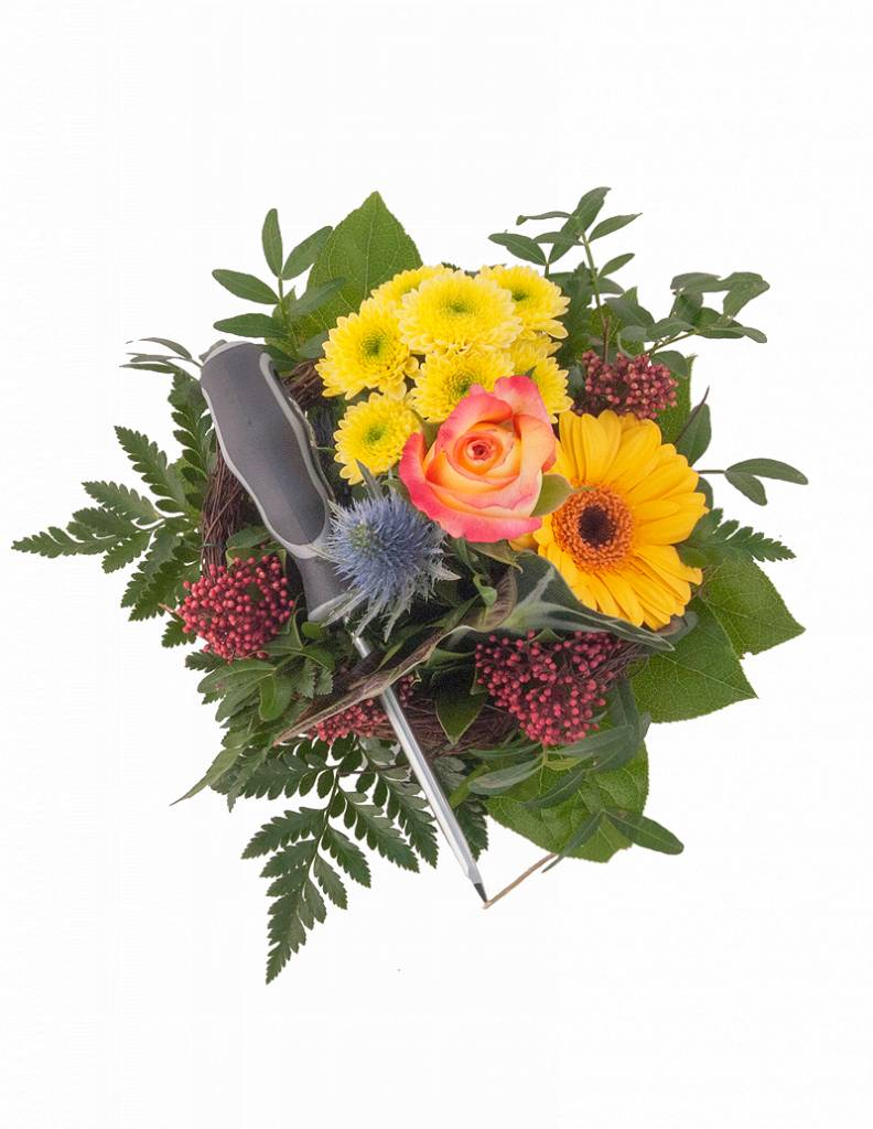 "Blumenstrauß ""Elektriker"""