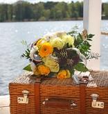 """Blumenstrauß """"Segelboot"""""""