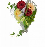 """Blumenstrauß """"Silberne Hochzeit"""""""