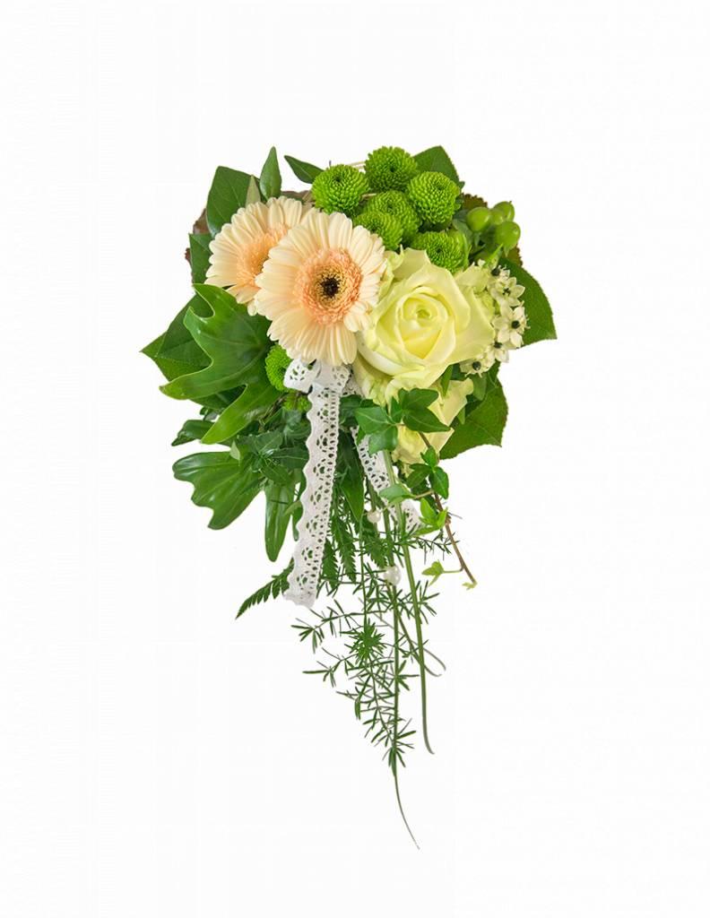 """Blumenstrauß """"Just Married"""""""