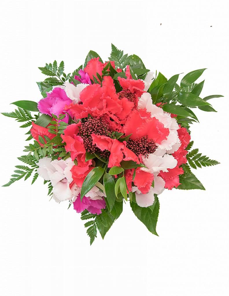 """Blumenstrauß """"Alpenveilchen"""""""