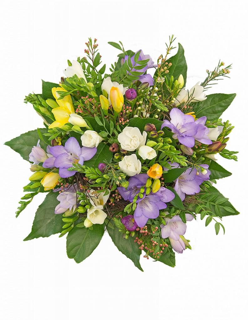 """Blumenstrauß """"Freesia"""""""