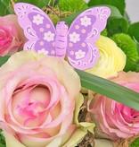 """Blumenstrauß """"Schmetterling"""""""