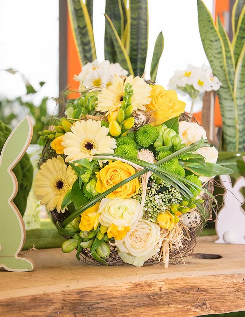 """Blumenstrauß """"Frohe Ostern"""""""
