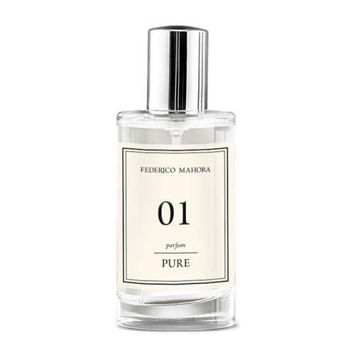 Federico Mahora  Federico Mahora Parfum Pure 01