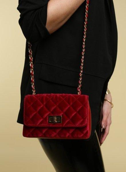 Klassieker  - Rood  velvet