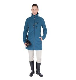 GoodBoy! GoodBoy! Damen Fleecejacke ELLA in aquamarin