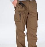 GoodBoy! Herren Funktions-Regenhose PEPPER in khaki
