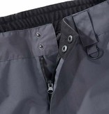 GoodBoy! Damen wattierte Funktions-Regenhose FREDDY in schwarz