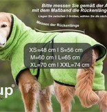 "Dryup Cape ROYAL"" Trockencape - Hundebademantel aus micro cotton"
