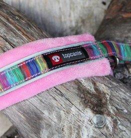 FinNero Nordiclights Halsband pink