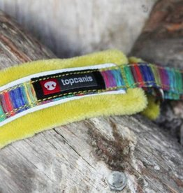 FinNero Nordiclights Halsband lime