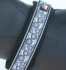 FinNero Ocean Sport Halsband schwarz
