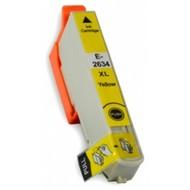 Epson inktpatroon 26 XL (T2634) yellow (Huismerk)