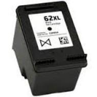 HP 62XL inktpatroon (C2P05AE) zwart 20 ml (huismerk)